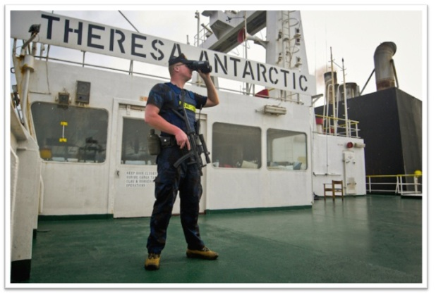 Protective Services - Maritime Security Company